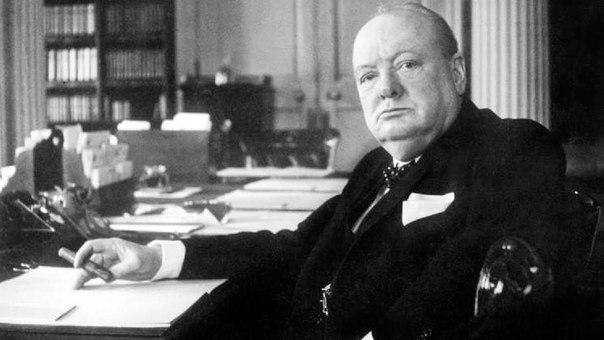 Не милый толстяк Черчилль. Не милый толстяк Черчилль 1