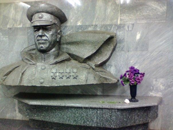 Маршал Победы Георгий Жуков