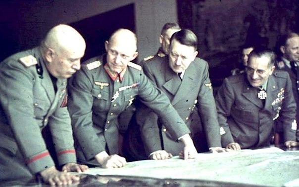 СССР после победы Гитлера