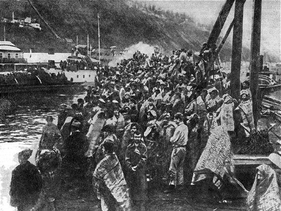 Рабочие против большевиков