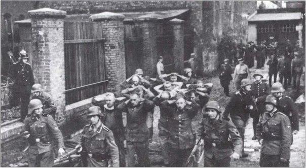 Как Польша на Германию напала
