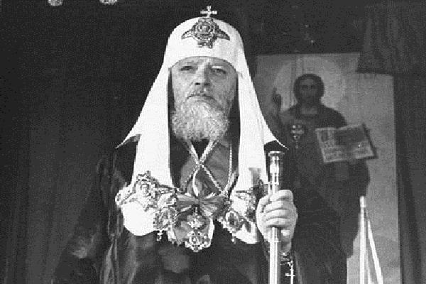 Патриарх Алексий I на похоронах Сталина. 1553.jpeg