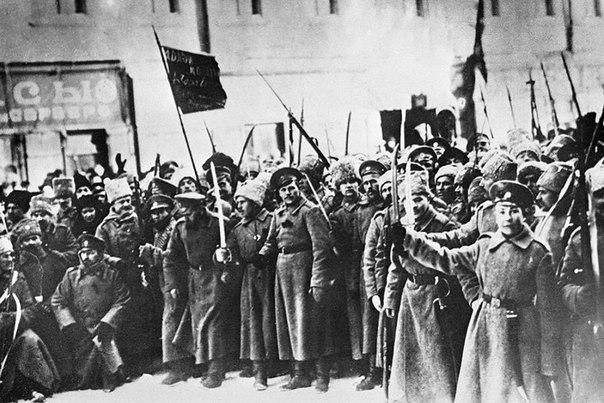 Россия без большевиков - как с большевиками