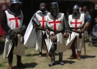 Крестом и мечом