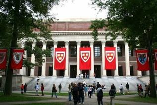 Чем мотивированы студенты Гарварда?