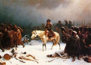 Нервный озноб наполеоновской армии