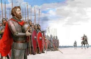 Русские ратники не чета спартанцам