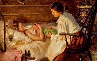Родить - нельзя погодить