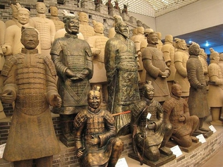 8099 глиняных солдат