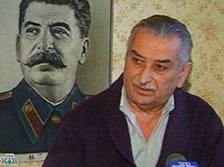 Внук Сталина против нацизма