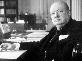 Не милый толстяк Черчилль