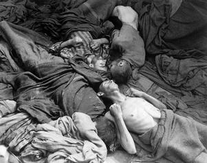 Атака смертников в лагере смерти