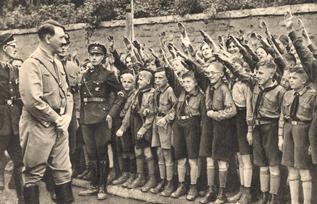 «Канкретные пацаны» Гитлера