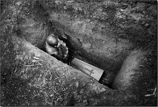 Чтобы мертвые не беспокоили живых