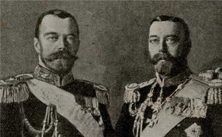 Царь королю - товарищ и брат