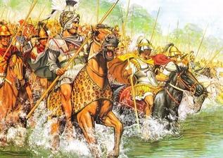Войско Александра Великого