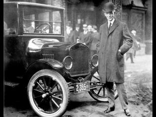 Что ответил Генри Форд на замечание портье