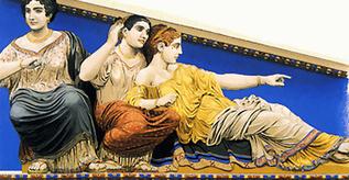Секрет цвета античных статуй
