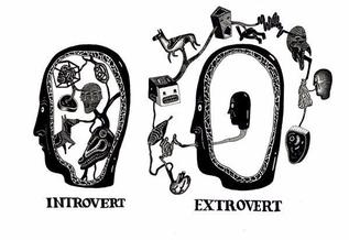 Экстраверт+интроверт