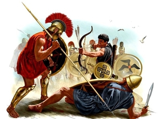 Древний Китай против Древнего Рима