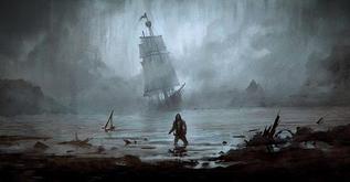 XII век: первая пьяная авария в море