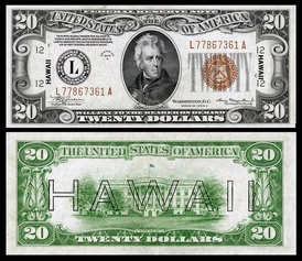 Гавайские доллары