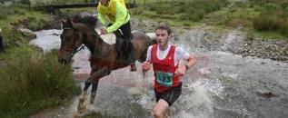 Человек круче лошади