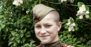 """В 17 мальчишеских лет: полный кавалер солдатской """"Славы"""""""